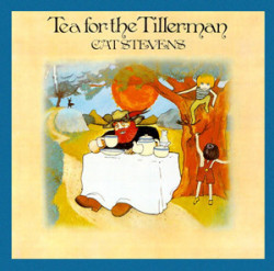 Cat Stevens ‎– албум Tea For The Tillerman (CD)