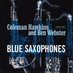 Coleman Hawkins, Ben Webster – албум Blue Saxophones