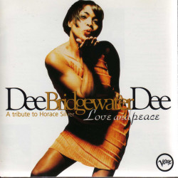 Dee Dee Bridgewater ‎– албум Love And Peace - A Tribute To Horace Silver (CD)