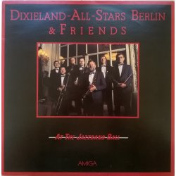 Dixieland-All-Stars Berlin & Friends ‎– албум At The Jazzband Ball