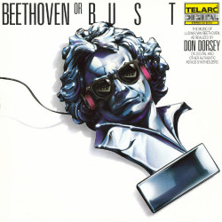 Don Dorsey ‎– албум Beethoven Or Bust (CD)