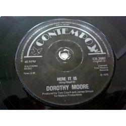 Dorothy Moore – сингъл Misty Blue