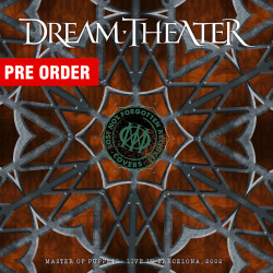 Dream Theater - албум Lost Not Forgotten Archives: Master of Puppets - Live in