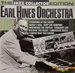 Earl Hines Orchestra – албум Earl Hines Orchestra (CD)