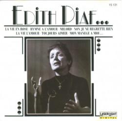 Edith Piaf – албум Edith Piaf (CD)