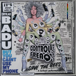 Erykah Badu – албум But You Caint Use My Phone