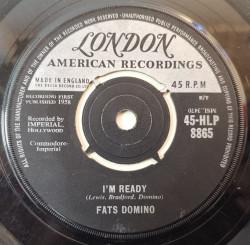 Fats Domino – сингъл I'm Ready / Margie