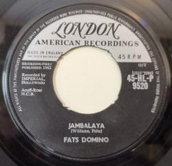 Fats Domino – сингъл Jambalaya