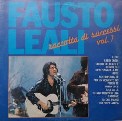 Fausto Leali – албум Raccolta Di Successi Vol.1