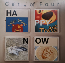 Gang Of Four – албум Happy Now