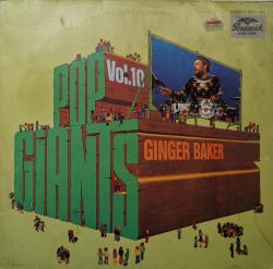 Ginger Baker – албум Pop Giants, Vol. 10