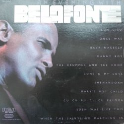 Harry Belafonte ‎– албум An Evening With Belafonte