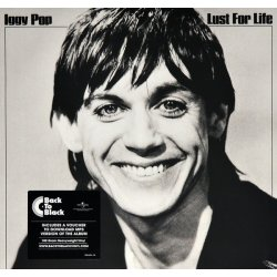 Iggy Pop – албум Lust For Life