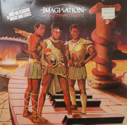 Imagination – албум In The Heat Of The Night