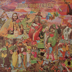 Iron Butterfly – албум Live