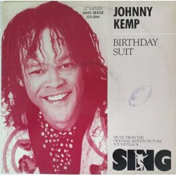 Johnny Kemp ‎– сингъл Birthday Suit