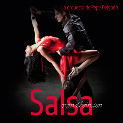 La Orquesta De Pepe Delgado – албум Salsa Vom Feinsten (CD)