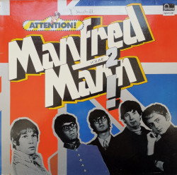 Manfred Mann – албум Attention! Manfred Mann! Vol. 2