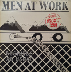 Men At Work – албум Business As Usual