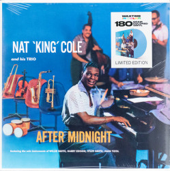 Nat 'King' Cole And His Trio ‎– албум After Midnight