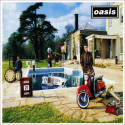 Oasis ‎– албум Be Here Now (CD)