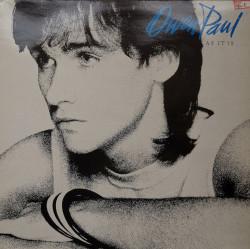 Owen Paul – албум As It Is ...
