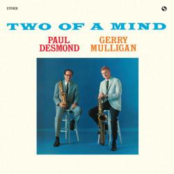Paul Desmond / Gerry Mulligan – албум Two Of A Mind