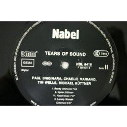 Paul Shigiharar – албум Tears Of Sound