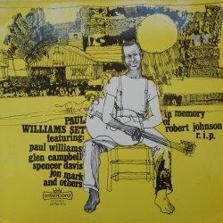 Paul Williams Set – албум In Memory Of Robert Johnson R.I.P.