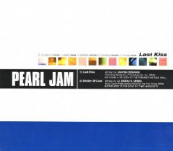 Pearl Jam – албум Last Kiss (CD)