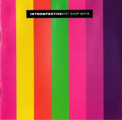 Pet Shop Boys – албум Introspective (CD)