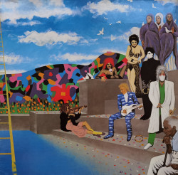 Prince And The Revolution – албум Around The World In A Day