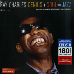 Ray Charles – албум Genius + Soul = Jazz