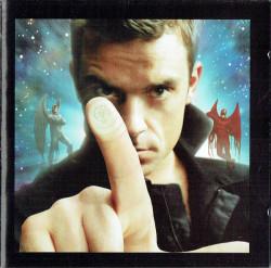 Robbie Williams – албум Intensive Care (CD)