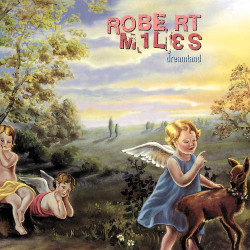 Robert Miles – албум Dreamland (CD)