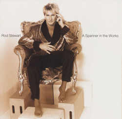 Rod Stewart ‎– албум A Spanner In The Works (CD)