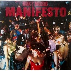 Roxy Music – албум Manifesto