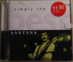 Santana – албум Simply The Best (CD)