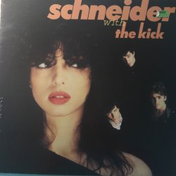 Schneider With The Kick  ‎– албум Schneider With The Kick