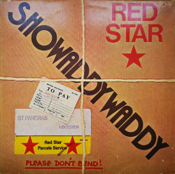 Showaddywaddy ‎– албум Red Star