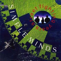 Simple Minds – албум Street Fighting Years (CD)