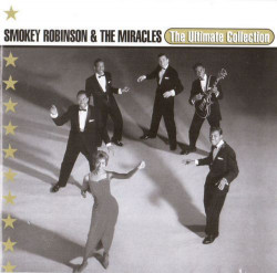 Smokey Robinson & The Miracles – албум The Ultimate Collection (CD)