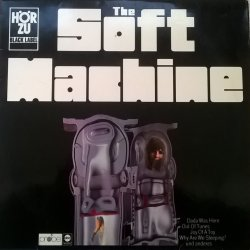 Soft Machine ‎– албум The Soft Machine