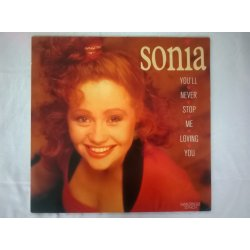 Sonia – сингъл You'll Never Stop Me Loving You