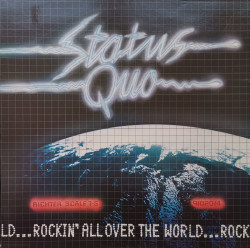 Status Quo ‎– албум Rockin' All Over The World