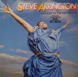 Steve Arrington – албум Dancin' In The Key Of Life