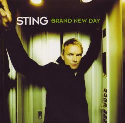 Sting – албум Brand New Day (CD)