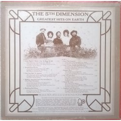 The 5th Dimension – албум Greatest Hits On Earth