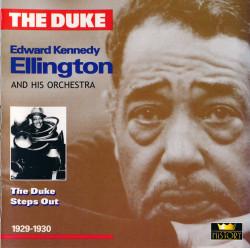 """The Duke"" Edward Kennedy Ellington – албум The Duke Steps Out 1929-1930 (CD)"