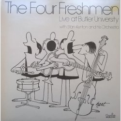 The Four Freshmen With Stan Kenton And His Orchestra – албум Live At Butler University